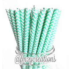 WASHI TAPE: CHEVRON Aqua - From Me 2 You Creations