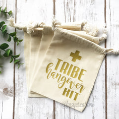 Bride Tribe Bags | Bachelorette Hangover Kit | Survival Kit | Hangover Kit | Bachelorette survival | Bride Tribe Bachelorette Party | Tribe - From Me 2 You Creations
