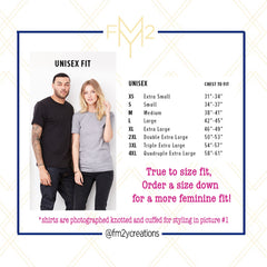 Custom Mr and Mrs Established Shirts