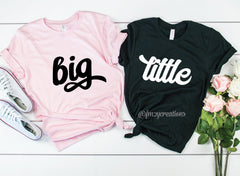 Big Little Girly Shirt
