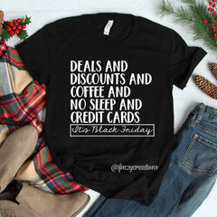 Black Friday Shopping Shirt