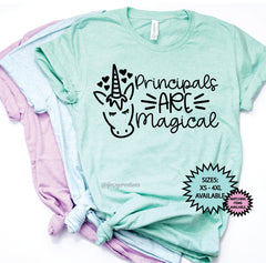 Principals Are Magical Shirt