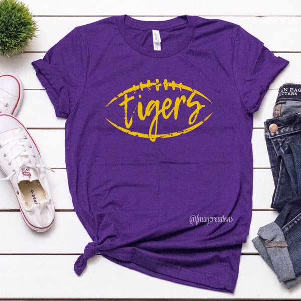 Tigers Football Shirt