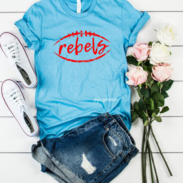 Rebels Football Shirt