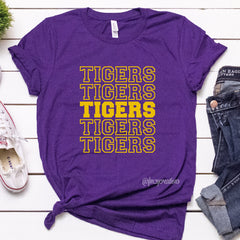 Tigers Repeat Shirt