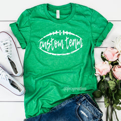 Custom Football Team Shirt