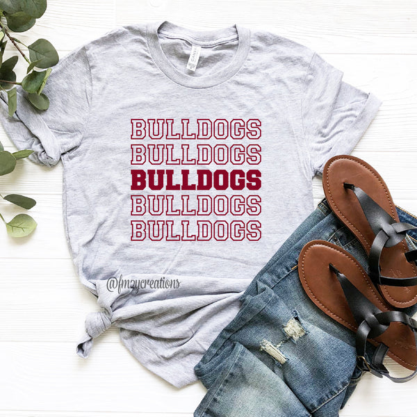Bulldogs Repeat Shirt