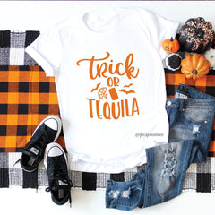 Trick or Tequila Shirt
