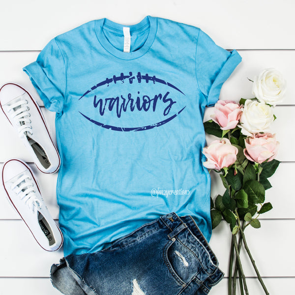 Warriors Football Shirt