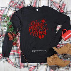Merry and Pregnant Shirt