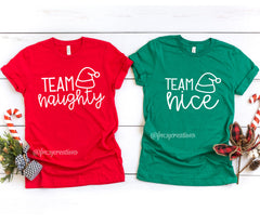 Team Naughty Shirt