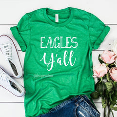 Eagles Y'all Shirt