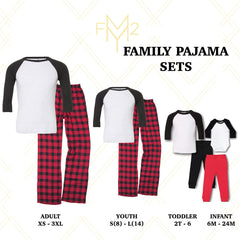 Oh Fudge Family Pajama Sets