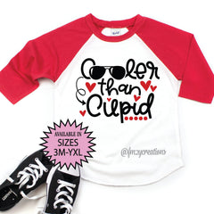 Cooler Than Cupid Raglan
