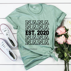 Nana Established Repeat Shirt