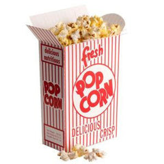 POPCORN BOXES | RETRO STRIPE - From Me 2 You Creations