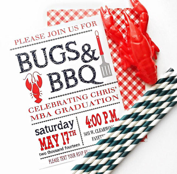 INVITATION | Crawfish Boil
