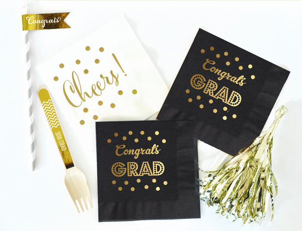 PARTY NAPKINS: Graduation Party