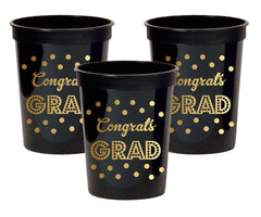 Graduation Party Decorations CUPS - From Me 2 You Creations