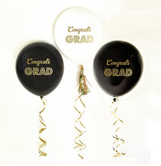 Graduation Party BALLOONS  - From Me 2 You Creations