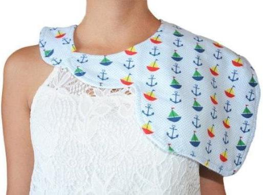 Baby Shower Gift Sets ~ Nautical baby shower gift set cuzy inc.
