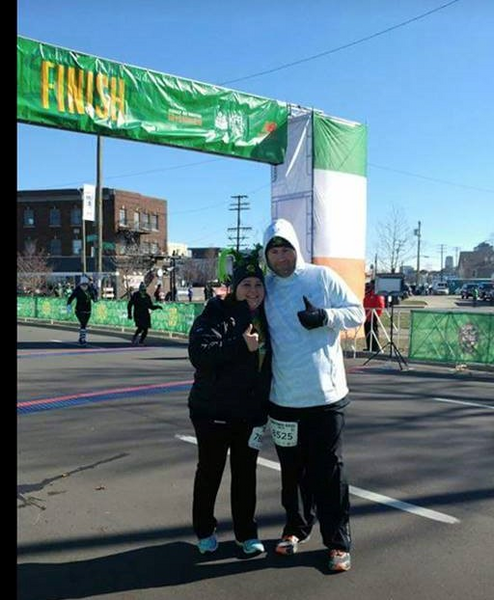 Introducing....a fabulous Guest Blogger who shares her first 5K experience and more!!