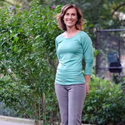Alicia, the inspiration for the Joules Athletics Alicia Pant