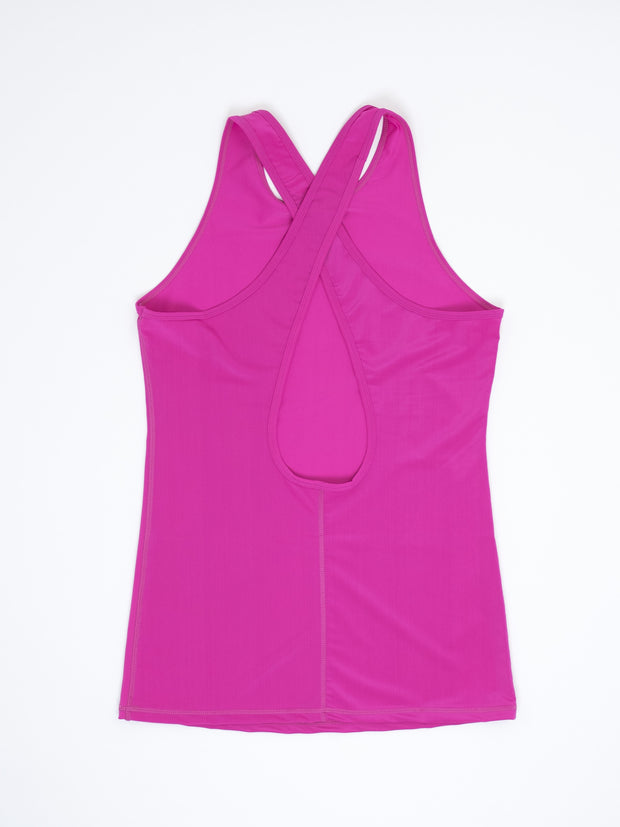 This women's workout top by Joules Athletics is stylish and comfortable.