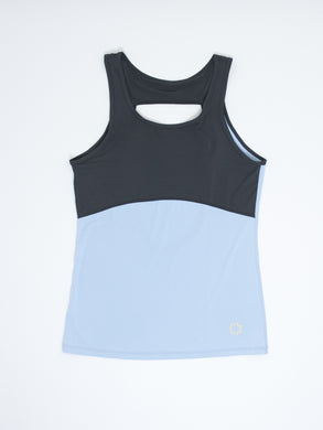 This super lightweight women's athletic tank will keep you cool during tough training.