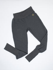 These jogger pants by joules athletics feature a unique cuff design and a soft comfortable material.