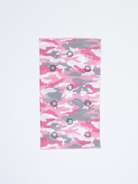Our Beloved Buffs - Full Size Superhero Pink Camo