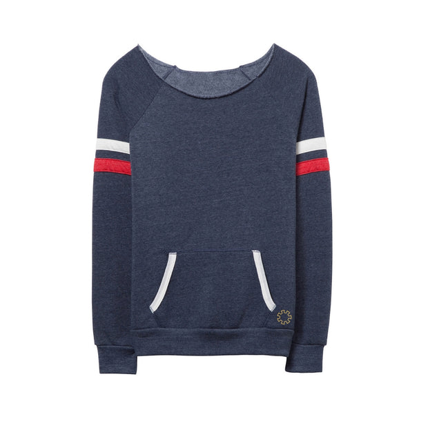 The Sporty Sweatshirt