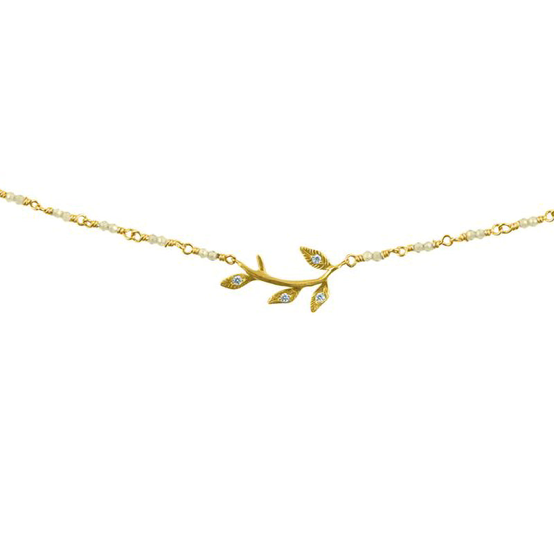 Love Branch Necklace