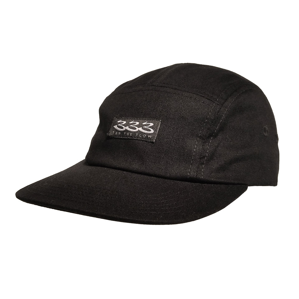 Flow 5 Panel Black Hat