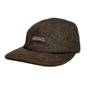 Flow 5 Panel Tweed Hat