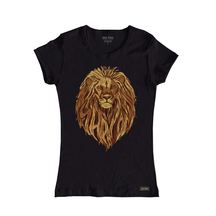Judah Tee Womens Black