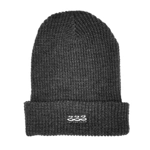 Flow Beanie Charcoal