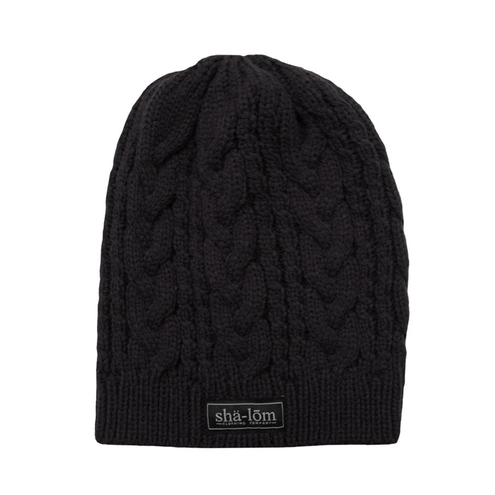 Womens Definition Beanie Black