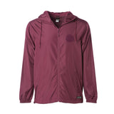 Lightweight Windbreaker Crest Men's Maroon