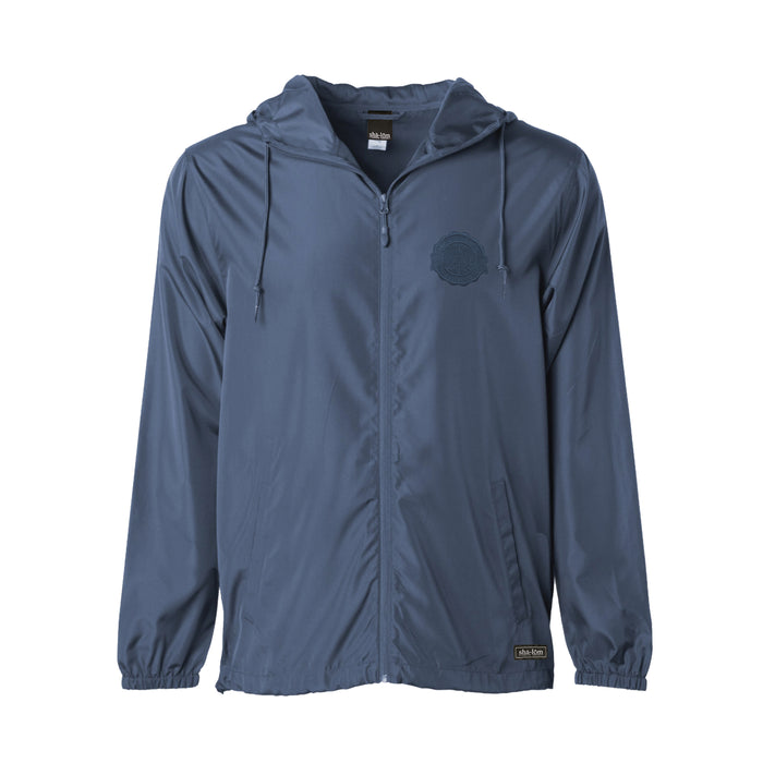 Lightweight Windbreaker Crest Men's Navy