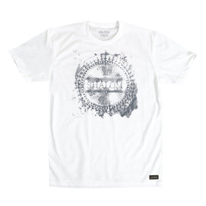 WET ANCHOR TEE WHITE