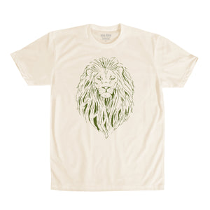 Judah 1 Color Tee Cream