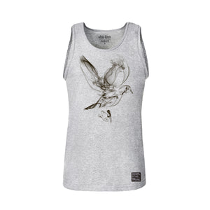Smoking Dove Tank Top Heather