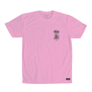 Seas The Day Shirt Pink
