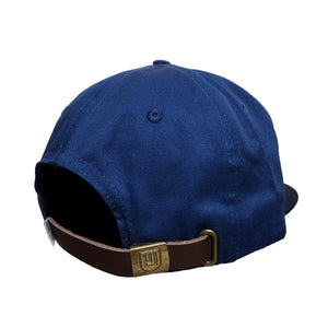 Dove 6 Panel Low Profile Hat Navy