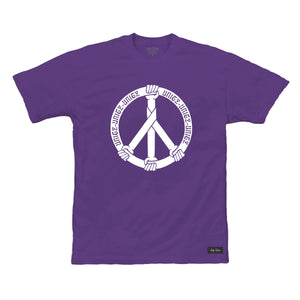 UNITY Mens tee Purple
