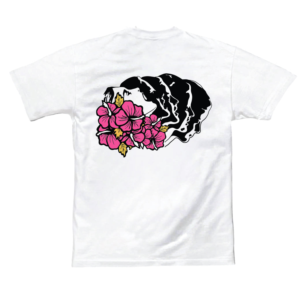 SCREAM TEE WHITE
