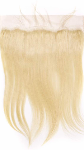 Raw Cambodian Blonde Frontal