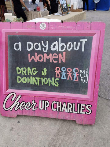 "Cheer Up Charlies ""A Day about Women"""