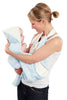 Baby Apron Towel Blue